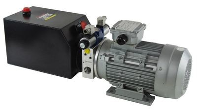 HYDRAULIC POWER PACK 3Kw 415 V  7-18 LPM 2800 PSI