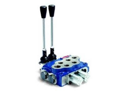 Hydraulic Flow Control 'FLOAT' Function 2 Spool (Cylinder or Cylinder with Float options) Valve 3/8