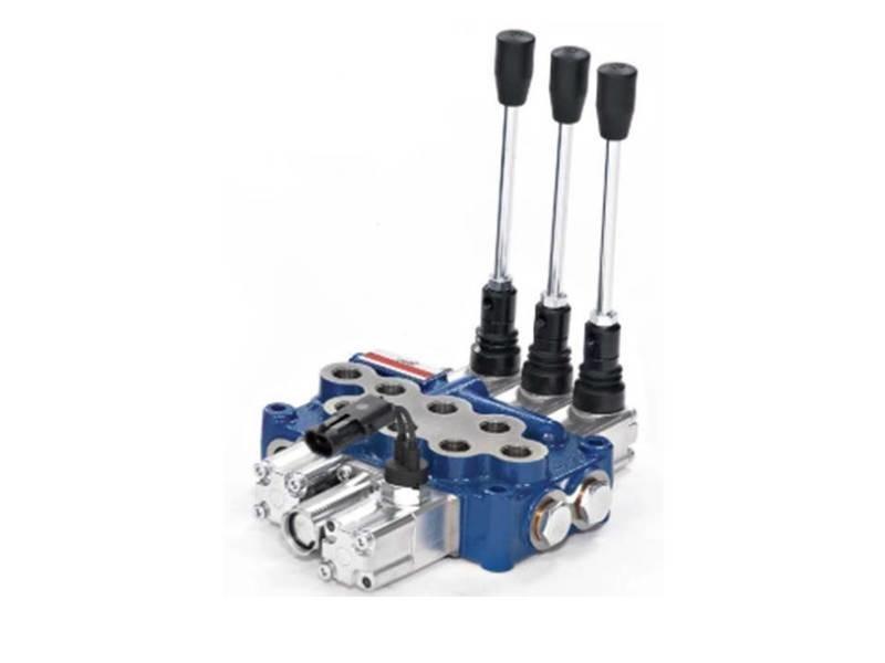 Hydraulic Flow Control Valve 3/8
