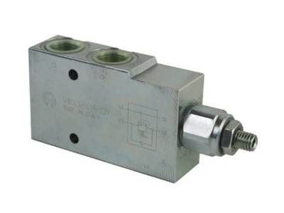 Single Counter Balance Valve, Various Sizes Italy