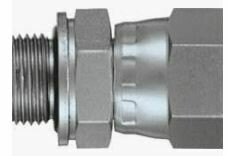 HYDRAULIC ADAPTER JIC FEMALE to BSPP MALE