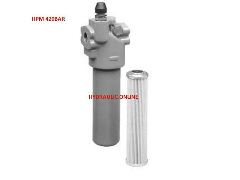 HYDRAULIC PRESSURE SIDE FILTER HPM Series 1/2