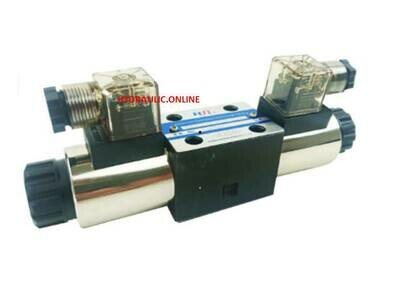 CETOP 3 HYDRAULIC SOLENOID VALVE REPLACEMENT