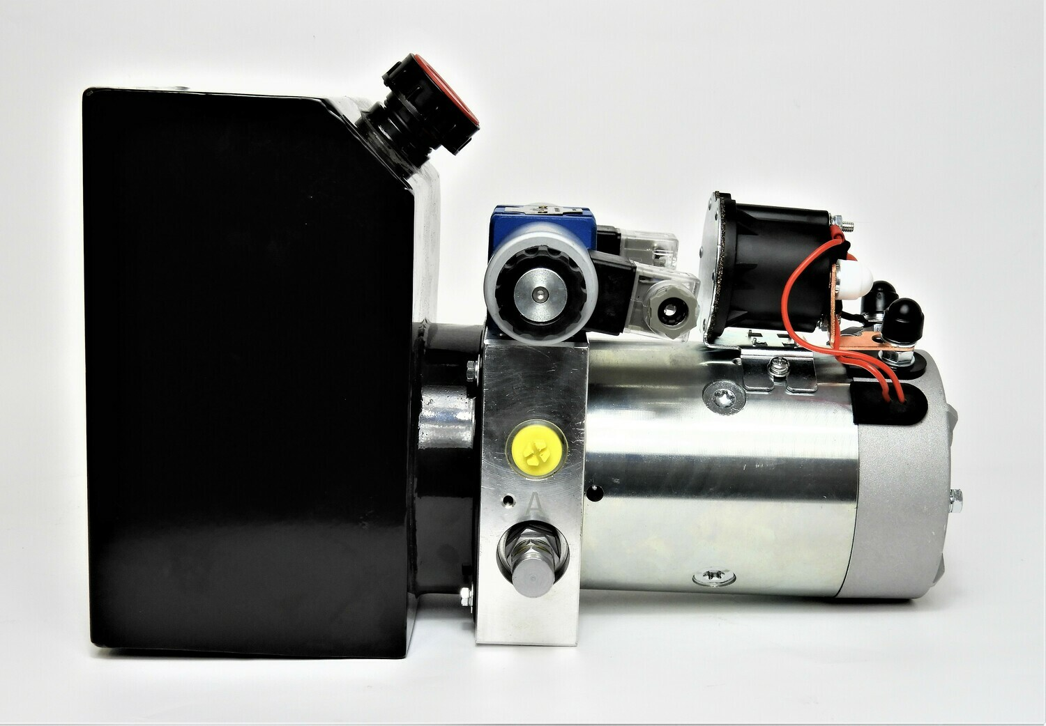 Hydraulic Power Pack Compact 12-24V DC 5 Lt/min 2500 PSI P&T / Single Acting / Double Acting