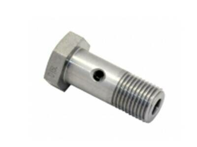 BANJO BOLTS BSPP METRIC STEEL