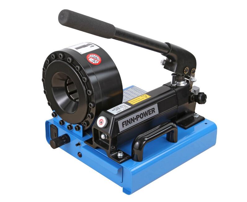 Mini Portable Hydraulic Hose Crimping Machine 14-38 mm