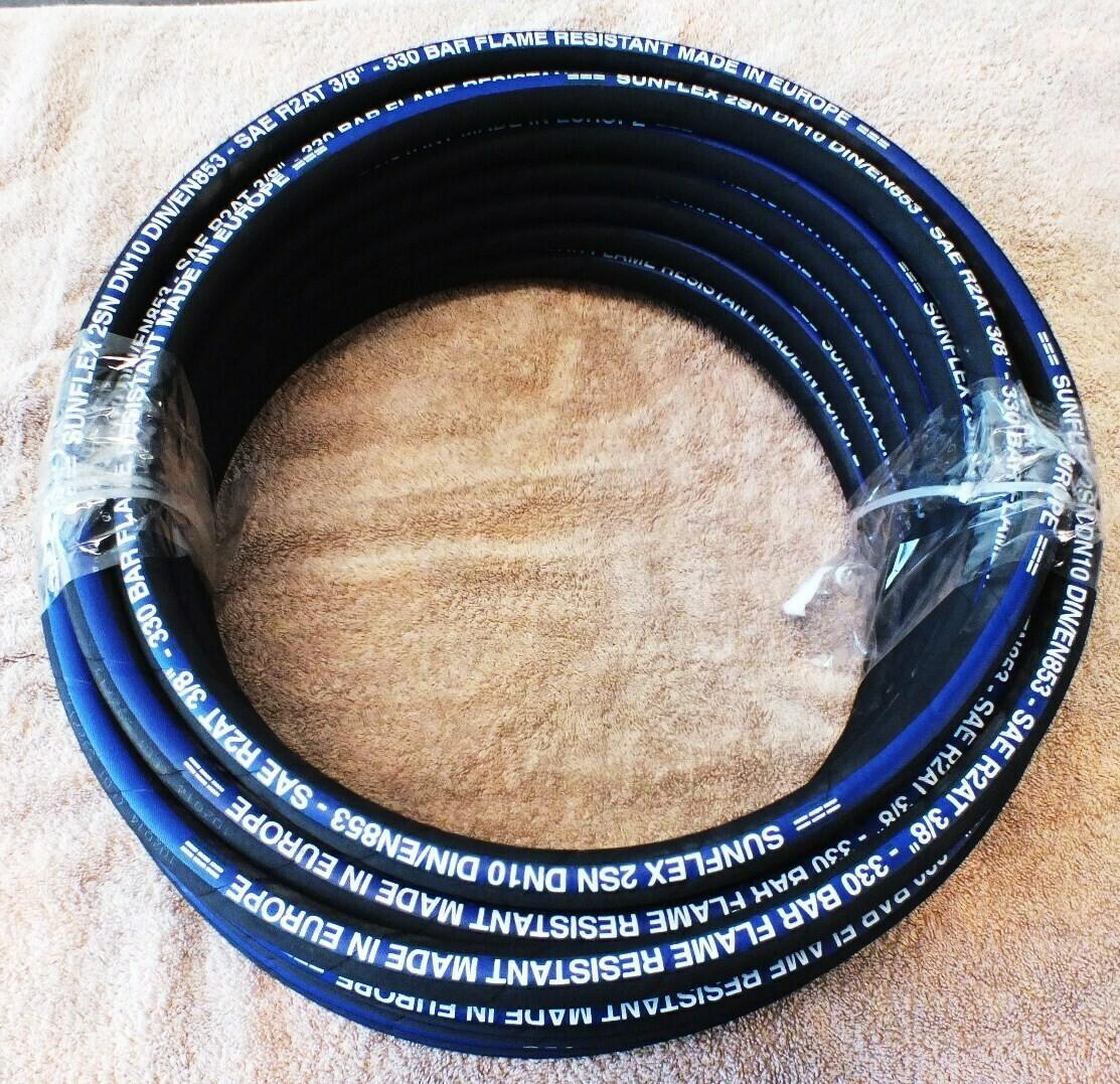 10 M Coil Hydraulic Hose 3/4