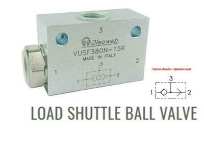 Hydraulic Shuttle  Valve