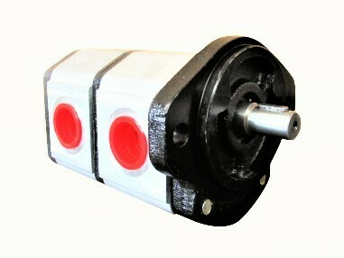 Toro W320-D and W323 Replacement Twin Hydraulic Pump