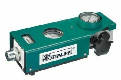 FLOW TEST METER 200LPM STAUFF, REVERSIBLE FLOW 10-200Lpm