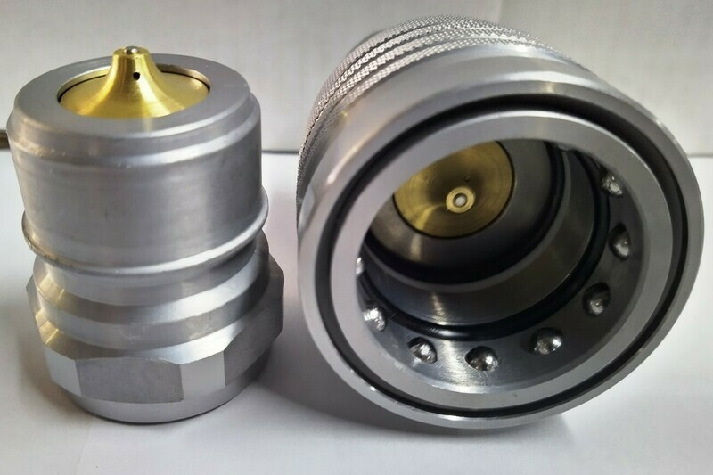 TEMA Hydraulic Quick Connect Coupling 3/4
