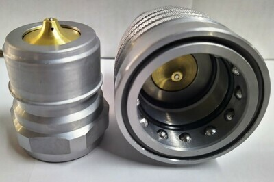 TEMA Hydraulic Quick Connect Coupling 1