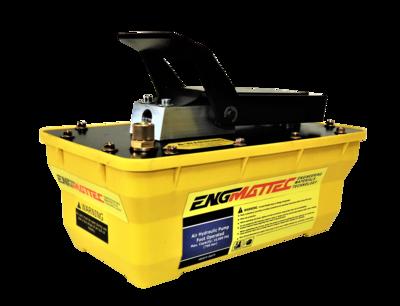 Air Operated Hydraulic High Pressure Pump 10000 PSI