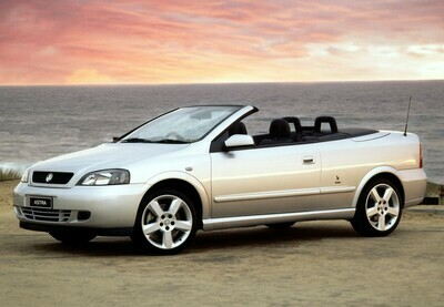​How to close Holden Astra Convertible roof manually