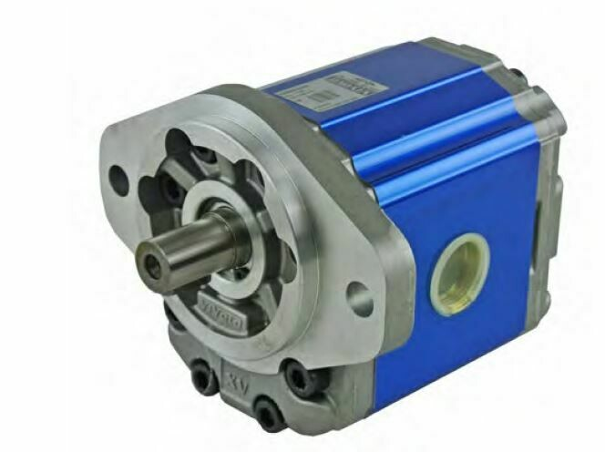"HYDRAULIC GEAR PUMP VIVOLO Group 3 SAE B Mount, 7/8"" Keyed or 13 Tooth Shaft VARIOUS CC's"