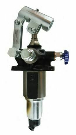 HYDRAULIC HAND PUMP, HI LO ! ,SINGLE ACTING  FAST PUMPING