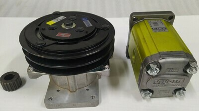 ELECTRO-MAGNETIC CLUTCH FOR HYDRAULIC PUMPS ITALIAN MADE