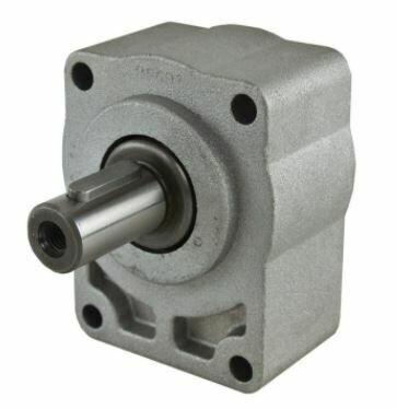 Overhung Load Adaptors for Gear Pumps/Motors. Bearing Mounts