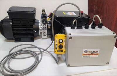 Hydraulic Power Pack 240V  6.0 L/min 2.2KW (3000 PSI) Double acting COMPLETE WITH CONTROL BOX