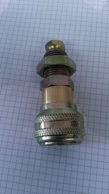 AIR BRAKE FITTING Dept Of Transport CERTIFIED COUPLERS ALL TRUCKS