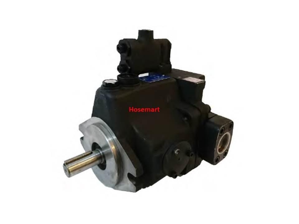 PISTON PUMPS Axial Piston Pumps- Standard Pressure Compensated