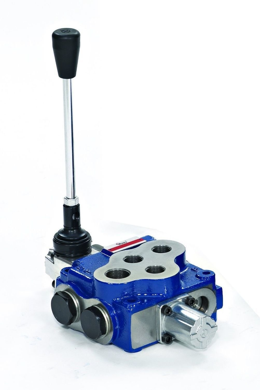 Hydraulic Directional Control Valve  2-Spool 120 Lt/Min