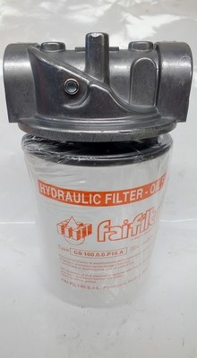 Hydraulic Oil Spin on 10 micron Return Filter Assembly 3/4