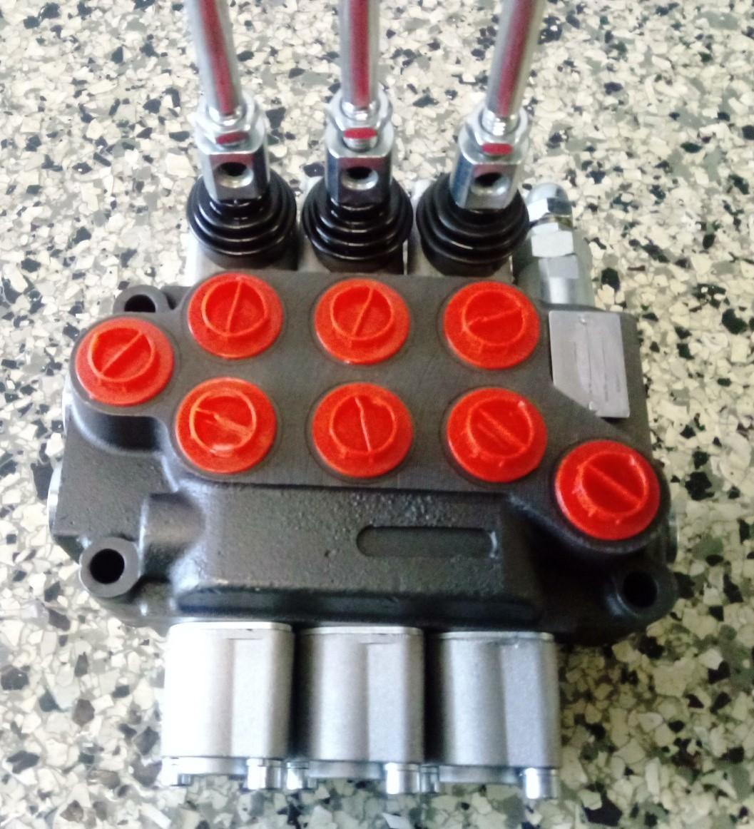 Hydraulic Flow Control Valve 1/2