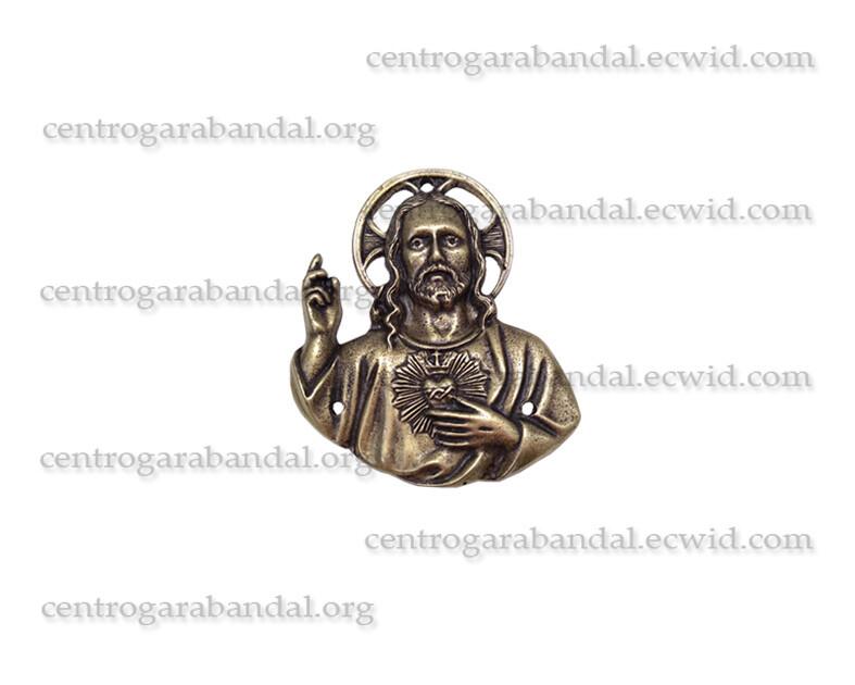 Placa Sagrado Corazón -Mini