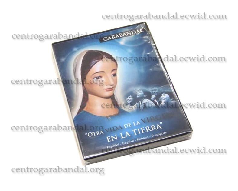 DVD: Otra vida de la Virgen en la Tierra