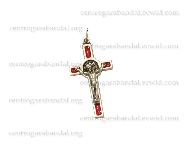 Saint Benedict Cross 4 cm