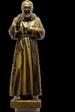 Imagen San Padre Pío (20cm)