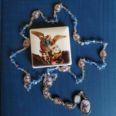 Coronilla San Miguel (con estuche)