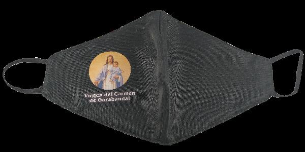 Mascarilla Higiénica Negra