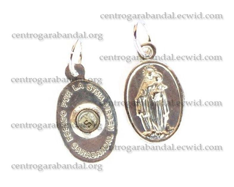 Medalla con Reliquia