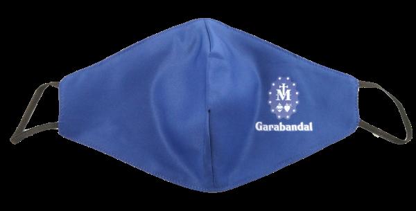 Mascarilla Higiénica Azul Royal