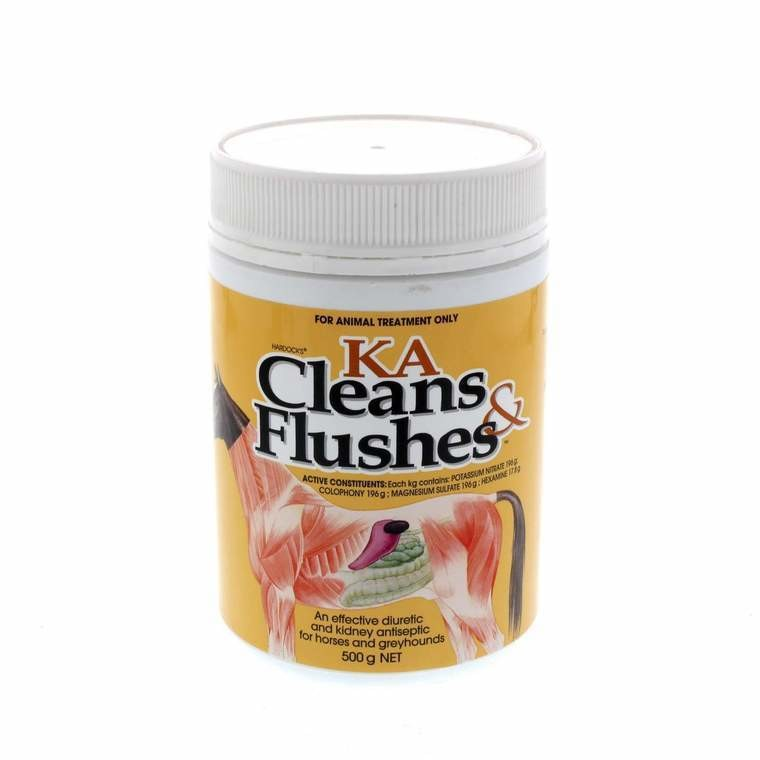 KA Cleans & Flushes 500g
