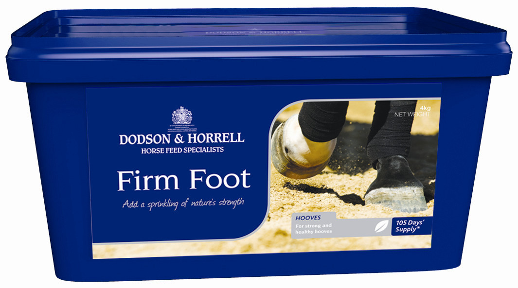 Dobson & Horrell Firm Foot 4kg