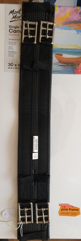 Black Girth Strap