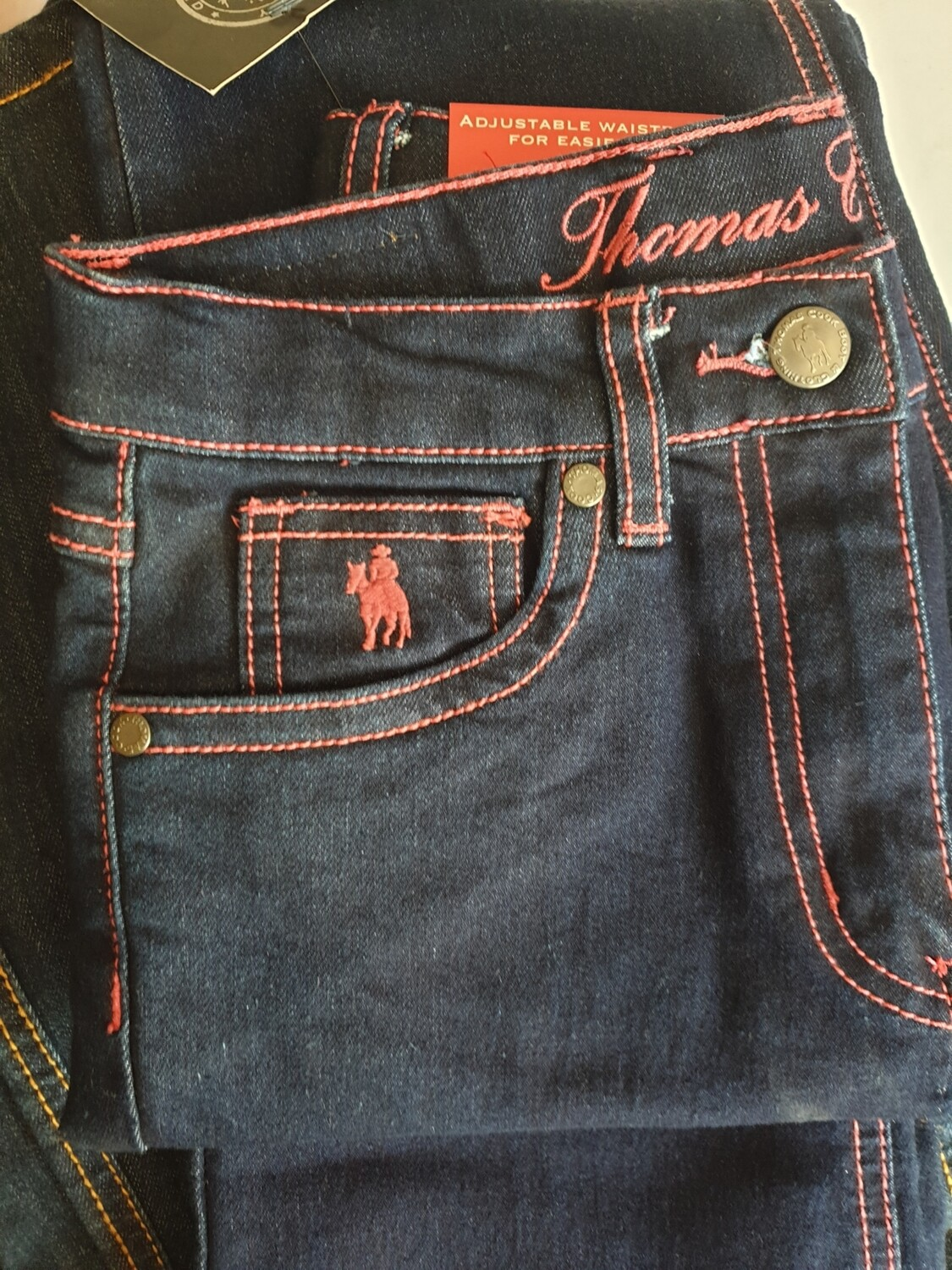 Girls Thomas Cook Jeans size 14