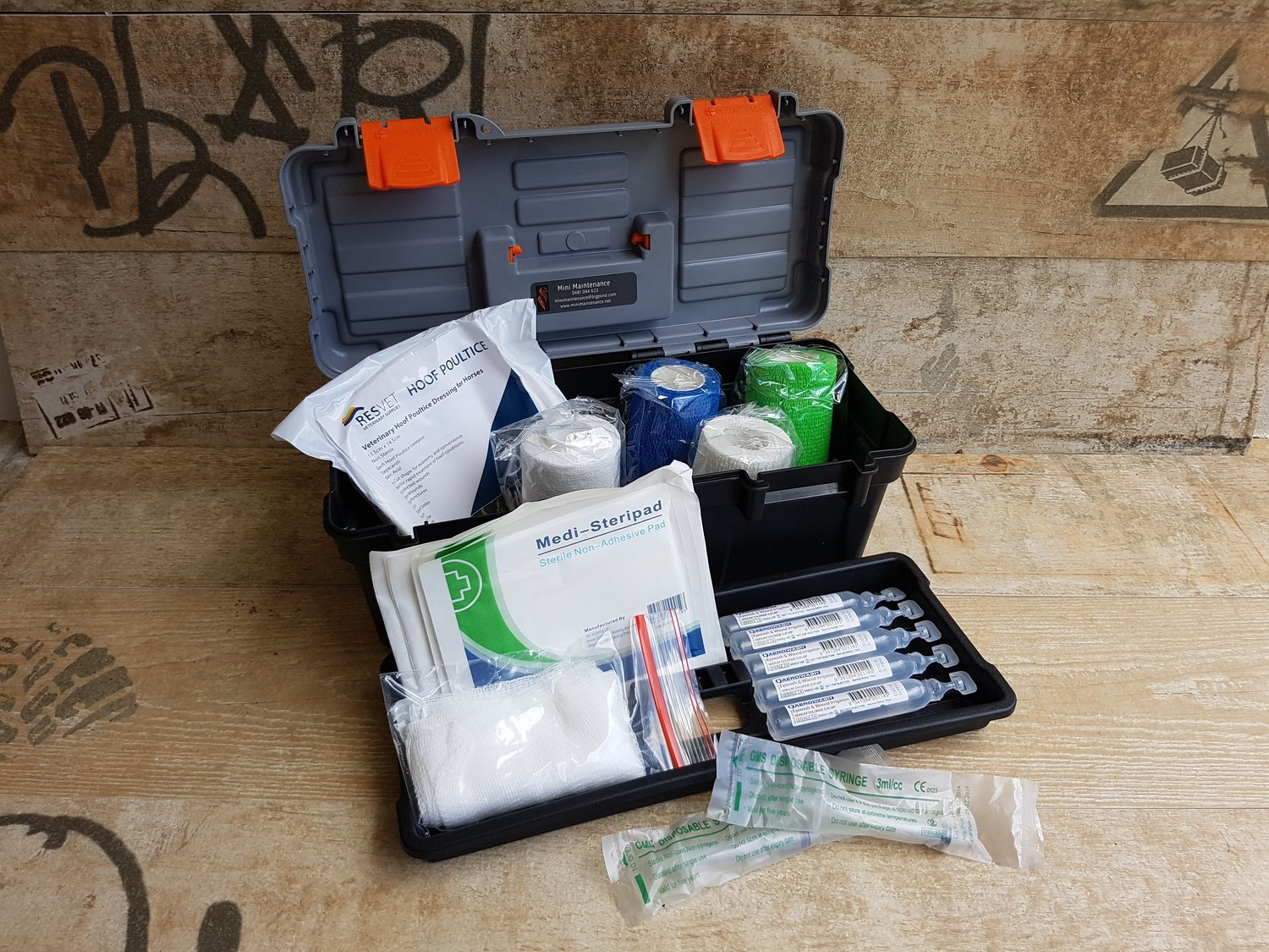 Equine Small First Aid Kit