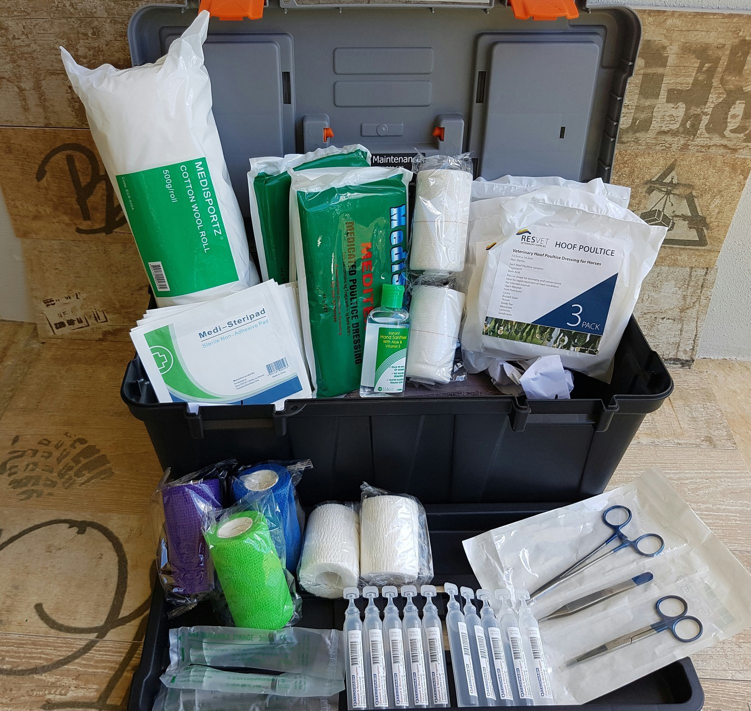 Equine Large First Aid Kit
