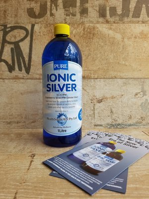 Ionic Silver 1 Litre