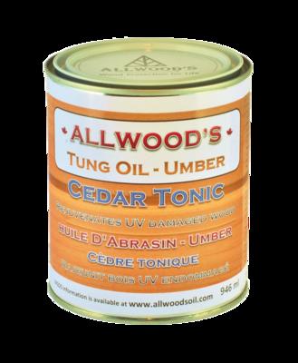 Allwood's Cedar Tonic