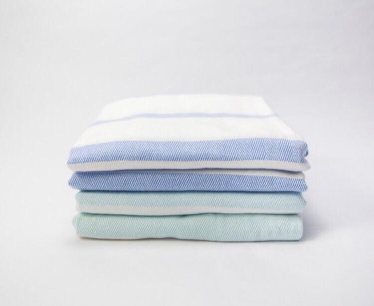 Bella Pool Towel (Mixed Color/Stripe 4 Pack $100.)