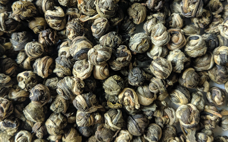 Perles de thé au Jasmin