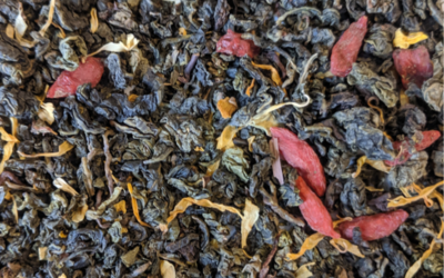 Oolong Baies de Goji