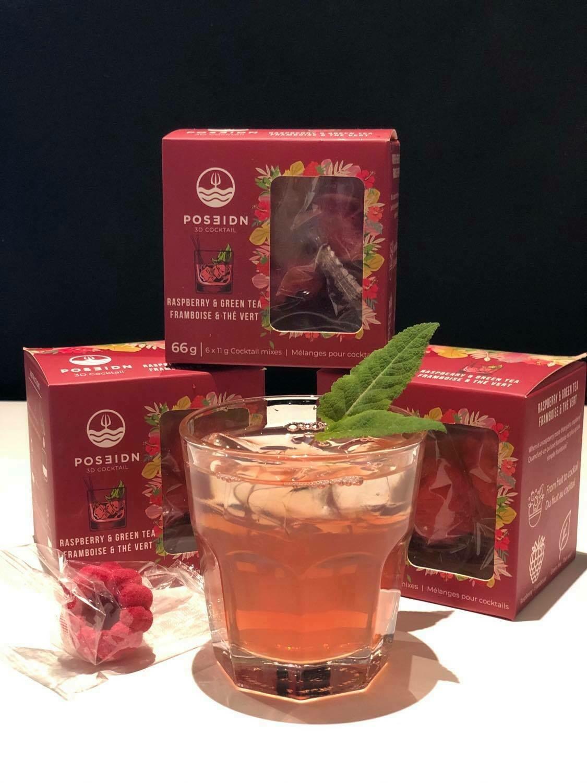 Pastilles Cocktail 3D