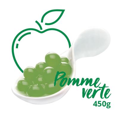 Bulles Fusion à la pomme verte Livraison locale Sherbrooke et Gatineau seulement