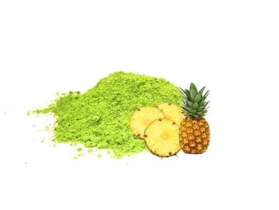 Matcha à l'Ananas
